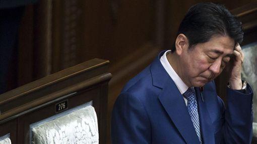 日本首相安倍晉三(圖/翻攝自推特)