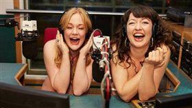 Jenny Eells,Kat Harbourne,裸體,來賓,誠實,BBC,女性,身體,30歲 圖/翻攝推特 https://goo.gl/YdS6jT