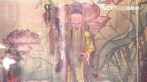 台北萬華龍山寺月老/資料照