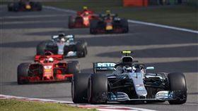 Mercedes-AMG Petronas Motorsport車隊表現亮眼。(圖/Mercedes-Benz提供)