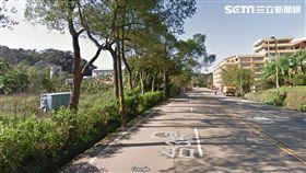 桃園大溪信義路。翻攝google map
