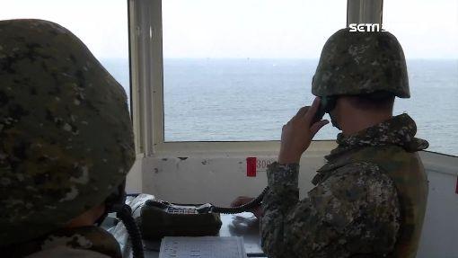 角力?!共軍明台海炮擊演訓 金馬實彈較勁