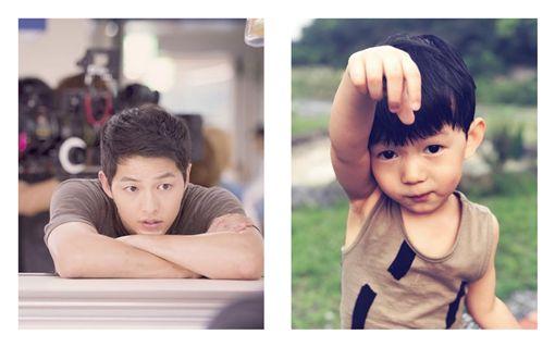 隋棠帶小孩去露營。(圖/翻攝自臉書)
