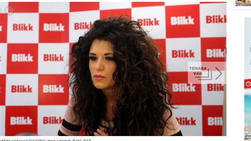 匈牙利24歲女藝人Fanni生日遭殺害分屍/翻攝自《Blikk》