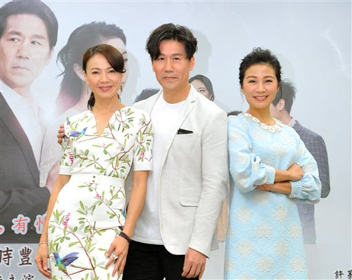 ▲▼在台視新戲《情.份》中,方文琳飾演腹黑的二房。(圖/台視提供)