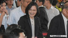總統蔡英文出席民視20周年慶祝活動 圖/記者林敬旻攝