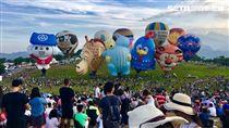 台東縣長,黃健庭,台灣國際熱氣球嘉年華,台東,觀光,熱氣球