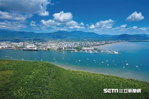 在凱恩斯可以感受到陸地和海洋兩大世界自然遺產交匯的魅力。(圖/澳洲昆士蘭州旅遊暨活動推廣局提供)