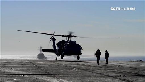 台灣海峽實彈演習 解放軍精銳盡出