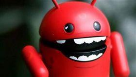 安卓(Android)一款「寄生推」病毒正在爆發。(圖/翻攝自澎湃新聞)