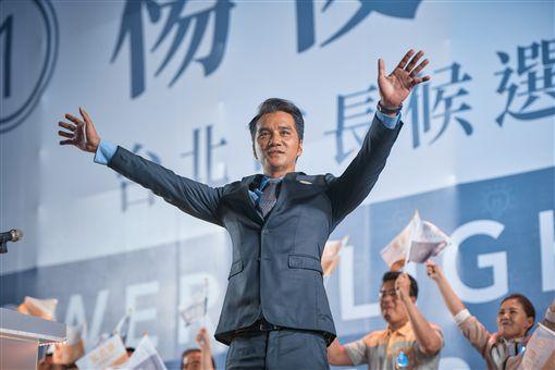 鬼才導演連奕琦執導的《市長夫人的秘密》,詼諧方式諷刺台灣的選舉文化。圖/威視提供