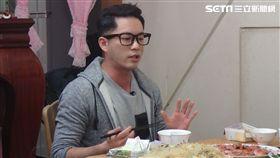 藝人Junior(韓宜邦)受邀公視《誰來晚餐》拜訪陳沛婕與她的家人(圖/公視提供)