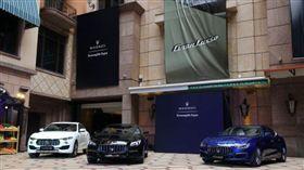 超級跑車,Yamaha,SUV,大馬力,TDI quattro 3.0,MAZDA,Maserati,GranLusso 圖/車訊網