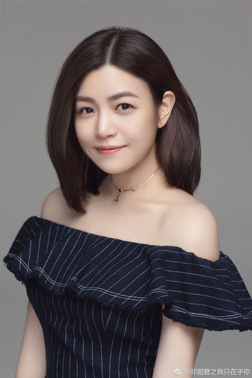 陳妍希 圖/翻攝自微博