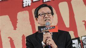華南金控董事長吳當傑出席翻滾吧男人首映記者會 圖/記者林敬旻攝