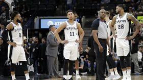 馬刺,NBA(ap)