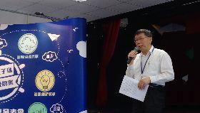 柯文哲出席行動學習發表會(2)