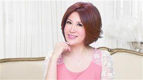 54新觀點主持人陳斐娟。翻攝臉書粉絲頁