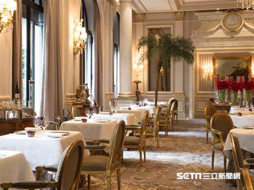 鴻鵠逸遊,頂級環遊世界,巴黎米其林三星餐廳。(圖/易遊網提供)