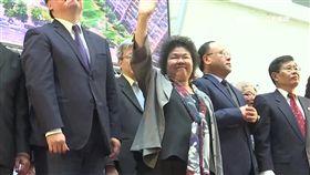 蘇屬意菊任競總主委 藍酸不中立自打臉