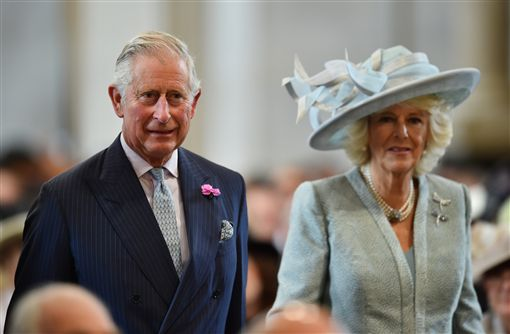 英國女王,伊麗莎白二世,查爾斯/達志影像/美聯社