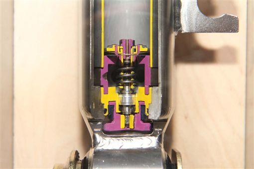(車訊網)避震器強化特輯連載(11/13) 避震器調整軟硬技巧大公開,關鍵技術就在這裡!!