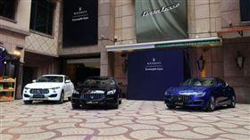 瑪莎拉蒂,內裝,車訊網,皮革,Maserati,GranLusso,Zegna, 圖/車訊網