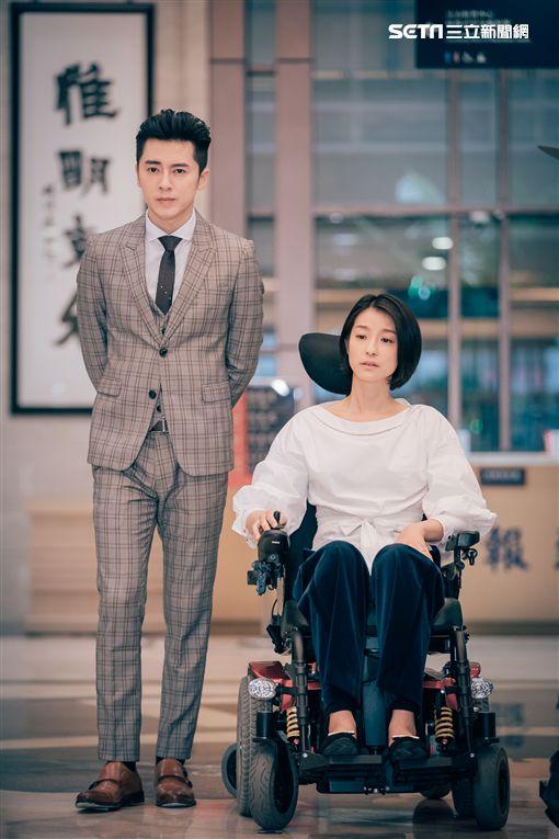 李國毅、賴雅妍8年後再度同框(圖/歐銻銻娛樂提供)