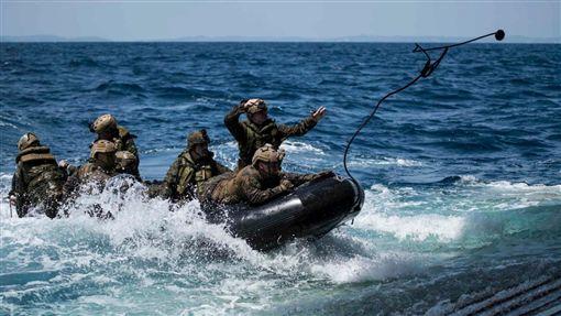 美軍陸戰隊.美國海軍陸戰隊(圖/翻攝自U.S. Marines)