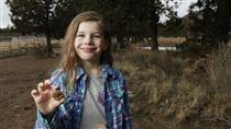 6歲女童看足球賽「太無聊」 場邊挖出6500萬年前菊石化石(圖/翻攝自Michigan Science Ctr推特)