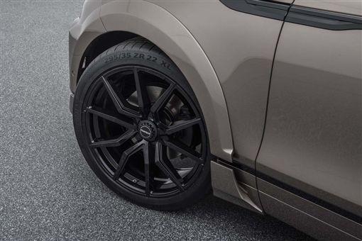 Startech寬體Range Rover Velar日內瓦車展首度亮相(圖/車訊網)