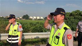 台南,國道一號,中山高,車禍,國道警,殉職