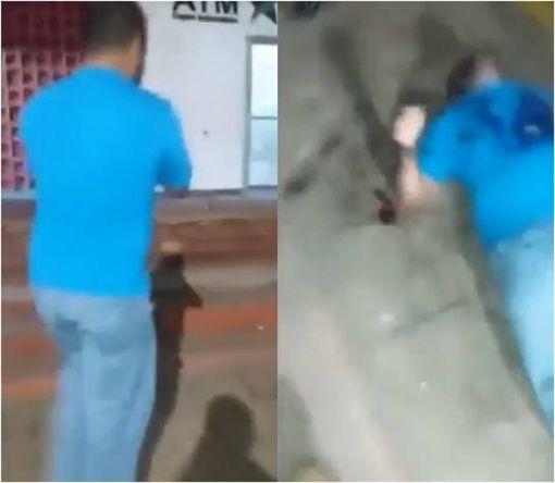 尼加拉瓜年改抗議遭鎮壓 記者臉書直播時中彈身亡 圖/翻攝自臉書