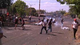 砰!記者直播暴動遭狙擊 一槍斃命 SOT 尼加拉瓜,暴動,示威,鎮壓,狙擊,年改,奧德加