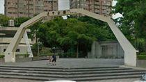 台中市逢甲公園外觀(翻攝自Google Map)