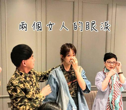 黃子佼,孟耿如,張小燕(圖/翻攝自臉書)