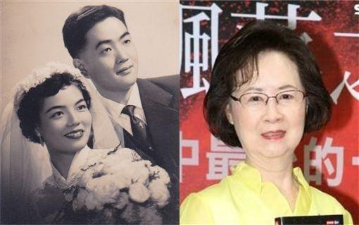 平鑫濤前妻林婉珍出版新書《往事浮光》,淚訴當年瓊瑤是如何毀了她的幸福,平雲,圖/皇冠提供
