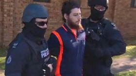 IS,敘利亞,Mehmet Biber,澳洲,伊斯蘭國,逮捕,反恐行動,恐怖組織 圖/翻攝自推特 https://goo.gl/PX4wGg