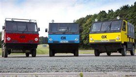 Ox輕型卡車(圖/翻攝Shell網站)