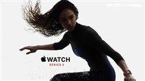 Apple Watch Series 3 (GPS + Cellular)版,蘋果