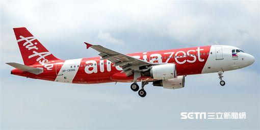 AirAsia, 亞洲航空, 亞航。(圖/亞航提供)