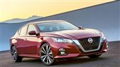 有望明年第一季進口導入!全新第六代Nissan Altima