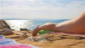 日光浴,曬太陽_pixabay