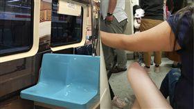 搭捷運被阿姨貼「壁咚」…長腿妹尷尬PO文 網友全歪樓 「爆廢公社」臉書