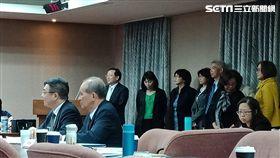 立法院司法委員會處理促轉會人事案(圖/記者李英婷攝)