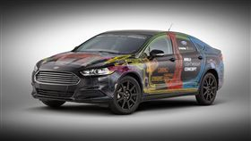 Ford Mondeo投入碳纖維副車架。(圖/翻攝Ford網站)