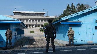 破冰!兩韓將拆非軍事區10監視哨所