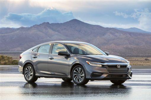 Honda,Insight,7人座,Hybrid,3代 圖/車訊網