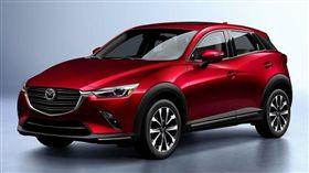 眼睛要睜大 Mazda CX-3 http://www.carnews.com/article-51240.html?preview=1