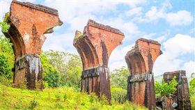 環島之星彩繪列車, 台三線, 客家旅遊。(圖/易遊網提供)